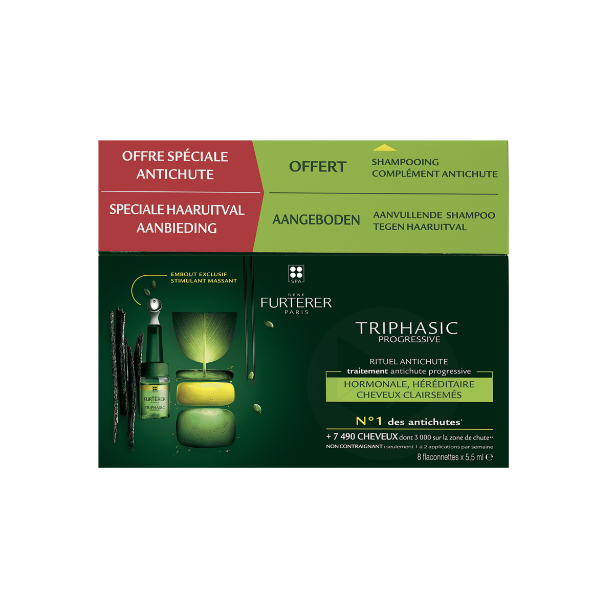 Triphasic Progressive Rituel Anti Chute