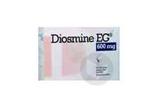 DIOSMINE EG LABO CONSEIL 600 mg Comprimé pelliculé (2 plaquettes de 15)
