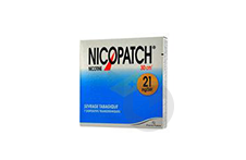 NICOPATCH 21 mg/24 h Dispositif transdermique  (Boîte de 7)