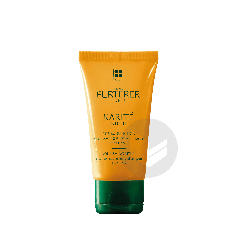 Rene Furterer Karite Nutri Shampooing Nutrition Intense 50 Ml