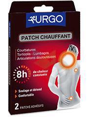 Patch Chauffant Et Decontractant B 2