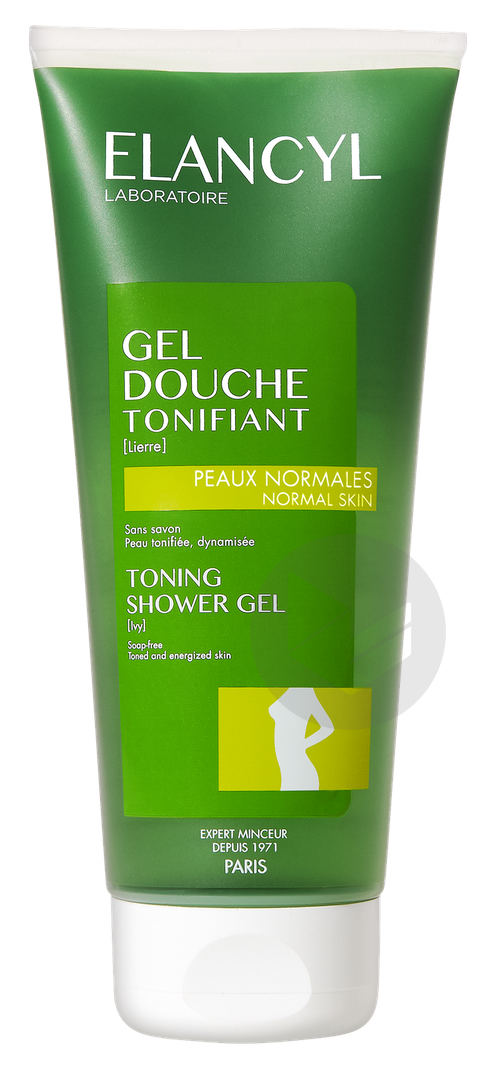 Gel Douche Tonifiant Tube 200 Ml