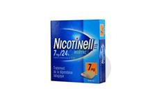 NICOTINELL TTS 7 mg/24 h Dispositif transdermique (Boîte de 7)