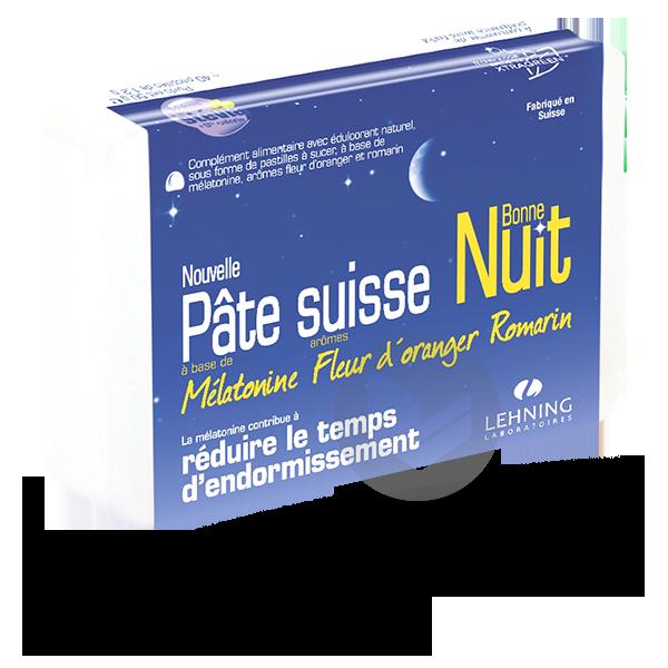 Pate Suisse Past A Sucer Bonne Nuit B 40