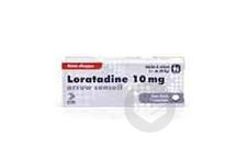 LORATADINE ARROW CONSEIL 10 mg Comprimé (Plaquette de 7)