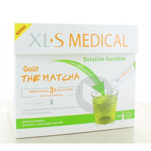 Xls Medical Solution Buvable The Matcha
