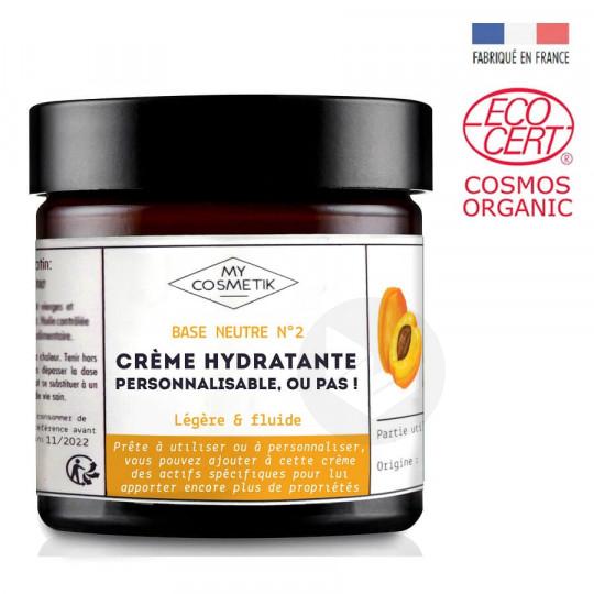 Base neutre N°2 Crème hydratante 100ml
