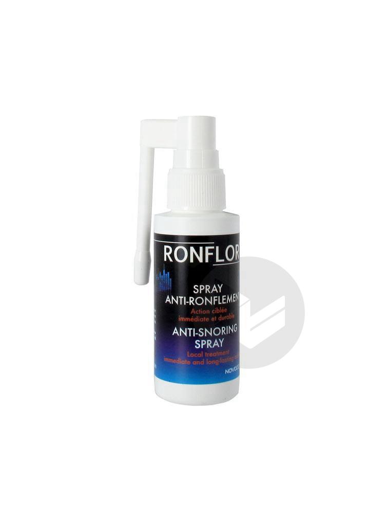 Ronflor Spray Buccal Anti Ronflement Fl 50 Ml