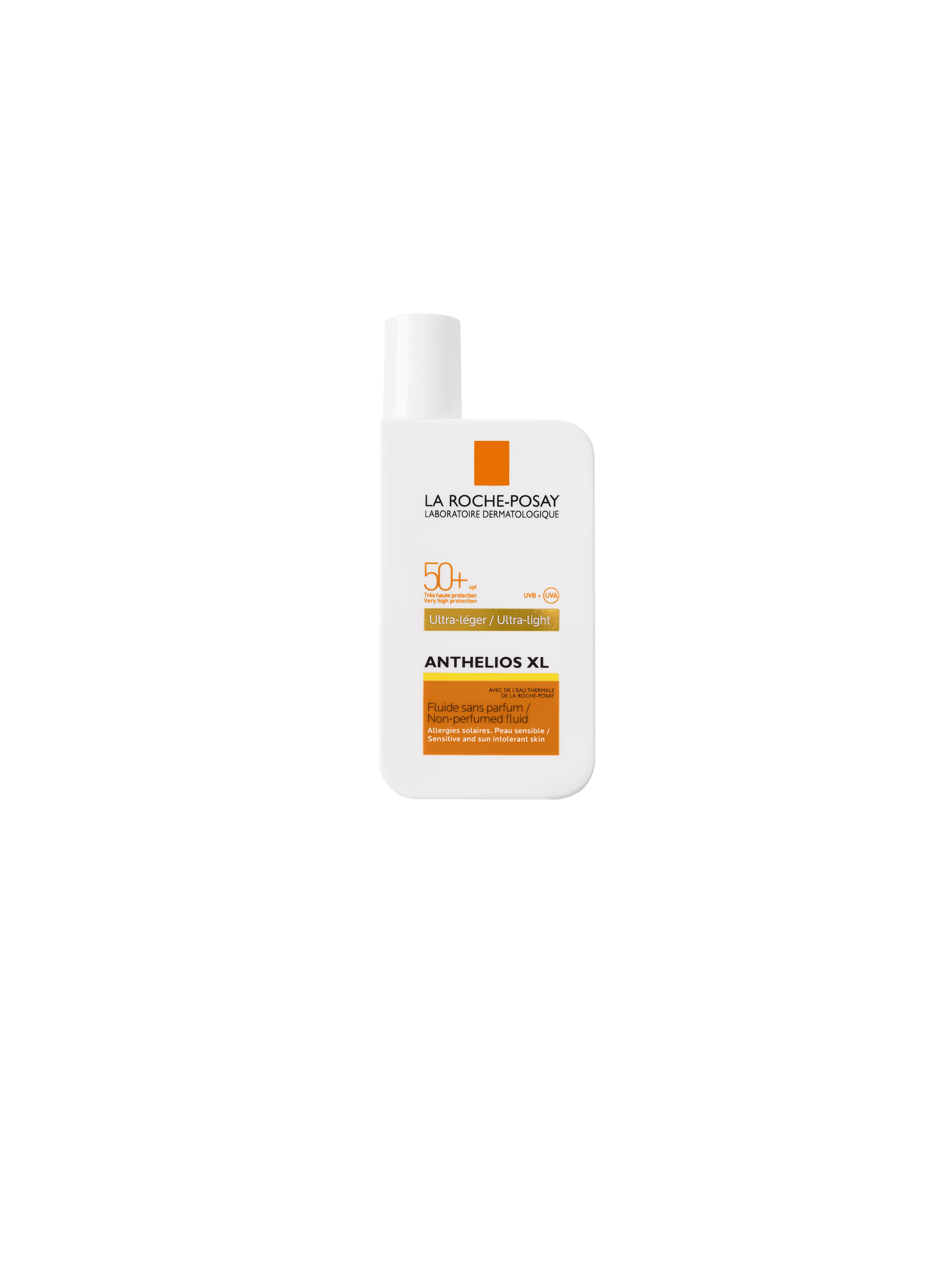 Anthelios Fluide Ultra-Léger Sans Parfum SPF50+ Sans Parfum 50ml