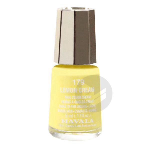 MAVALA V ongles lemon cream mini Fl/5ml