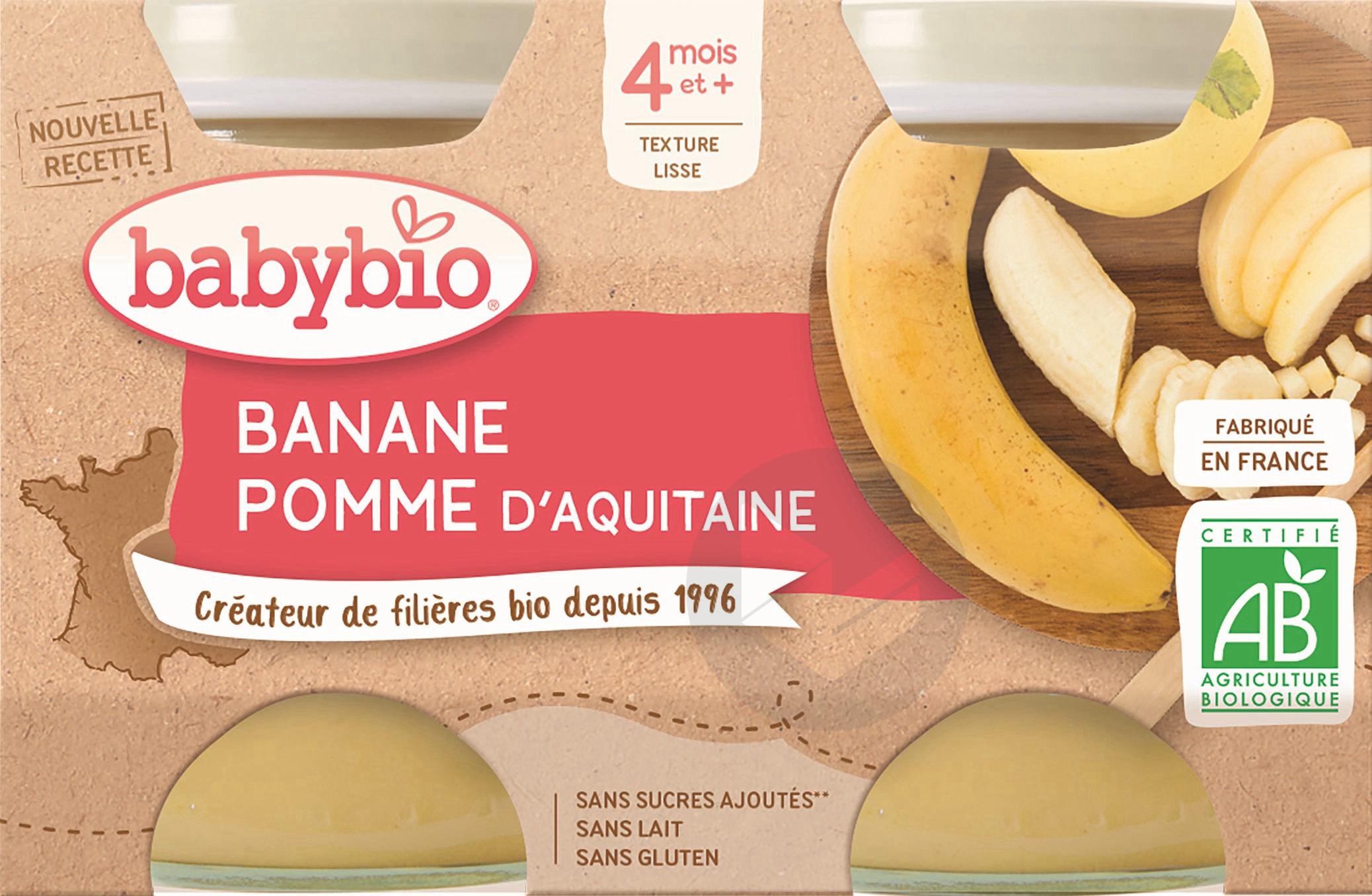 Pot Banane Pomme