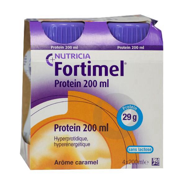 Fortimel Protein Caramel 4 X 200 Ml