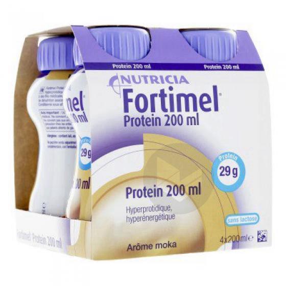 Fortimel Protein Moka 200 Ml 4