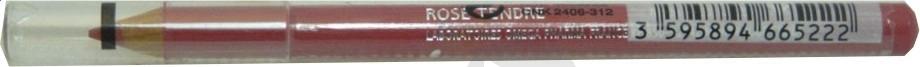 Haute Tolerance Crayon Contour Des Levres Rose Tendre