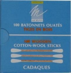 CADAQUES Bâtonnet bois ouaté B/100