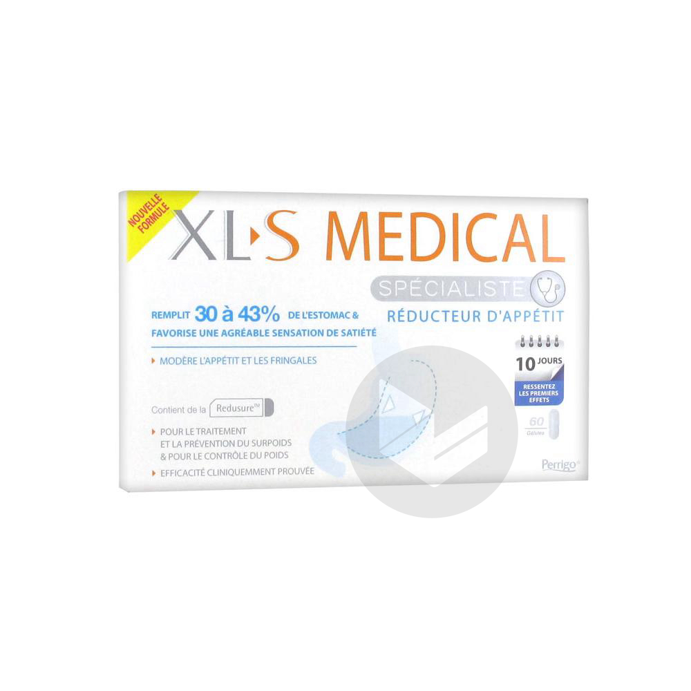 Xls Medical Gel Reducteur Dappetit B 60