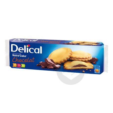 Nutracake Biscuit Chocolat 3 Sach 105 G
