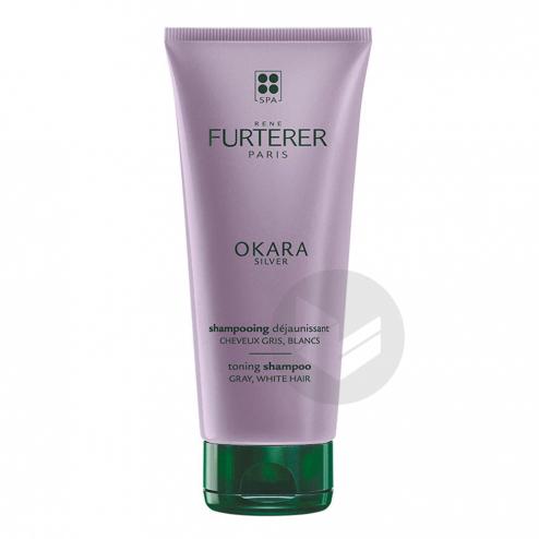 René Furterer Okara Silver Shampooing déjaunissant - 250 ml