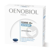 OENOBIOL FEMME 45+ ACTIV'OPC Cpr B/30