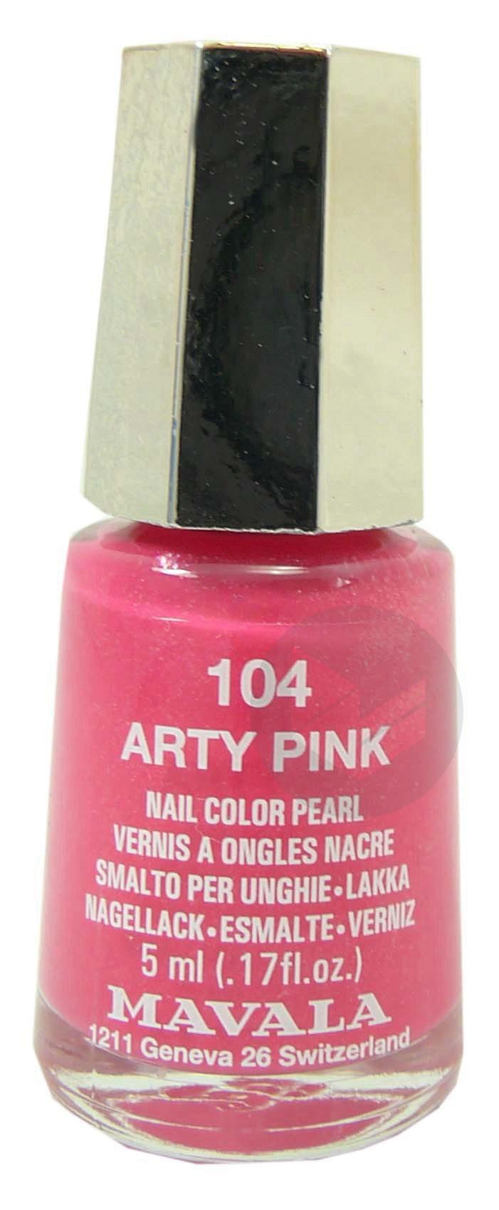 MAVALA V ongles arty pink Fl/5ml