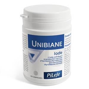 Uniibiane Iode 120 comprimés