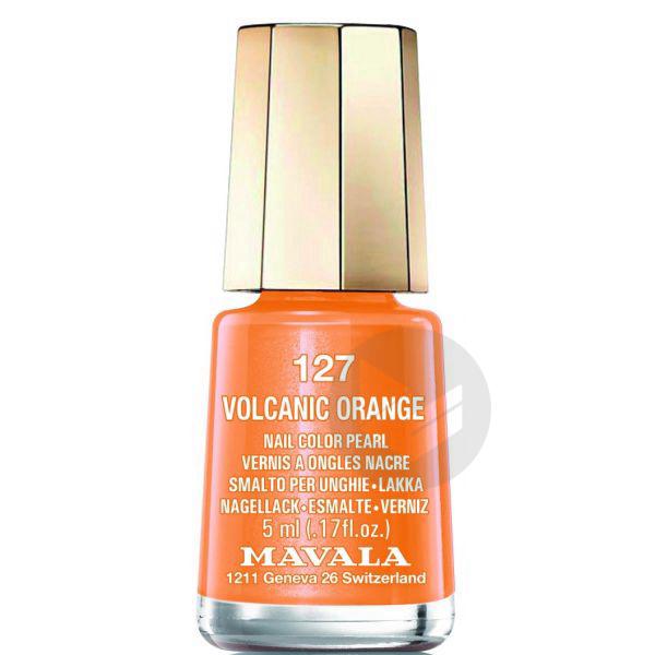 MAVALA V ongles volcanic orange mini Fl/5ml