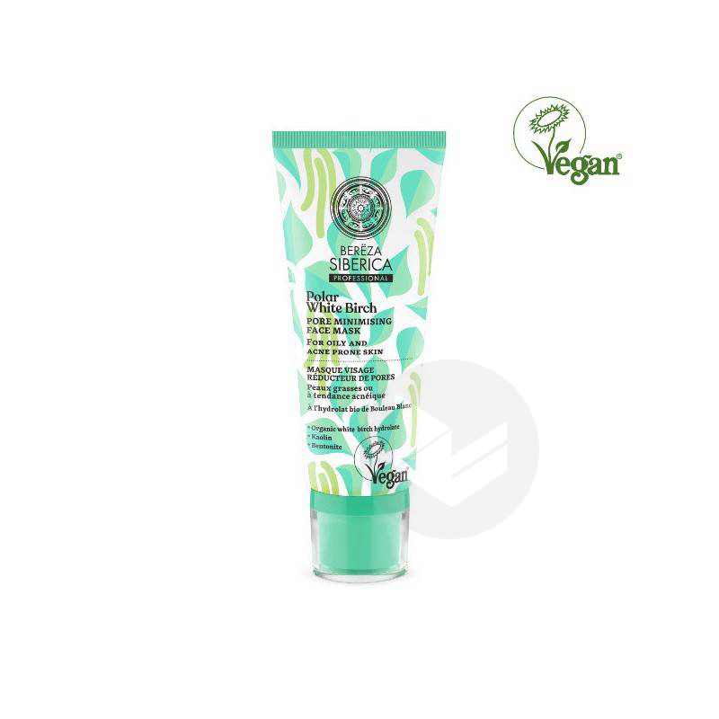 Masque Visage Réducteur de Pores 100 ml
