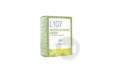 L107 Solution buvable en gouttes (Flacon de 30ml)