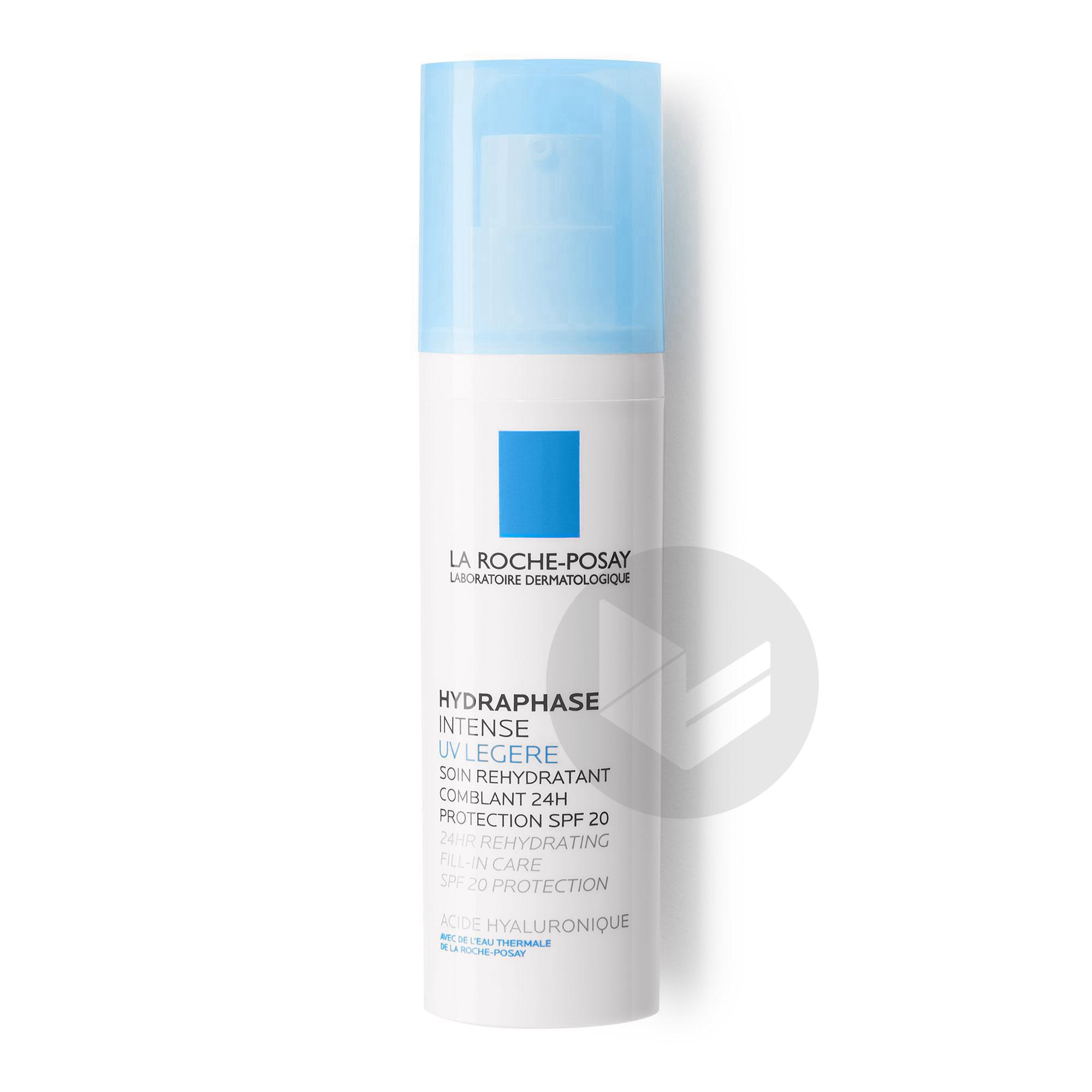 Hydraphase Intense Crème légère UV réhydratante comblante 24H 50ml