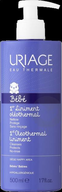 Bebe 1 Er Liniment Oleothermal 500 Ml