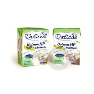 Boisson Hp Hc Lactee Nutriment Peche Abricot 4 Bouteilles 200 Ml