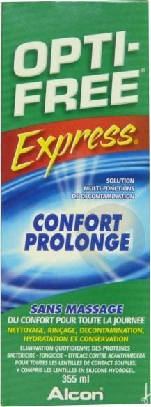 Opti Free Express S Lent Fl 355 Ml