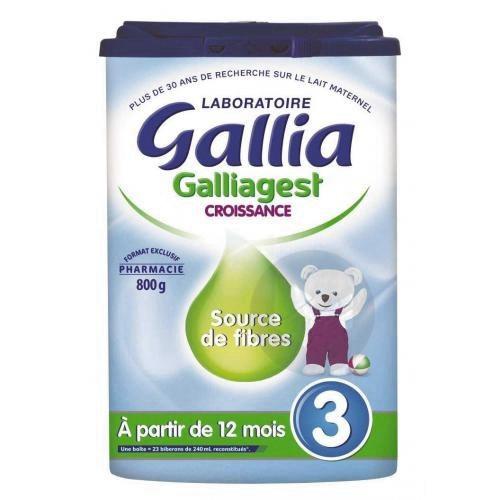 Galliagest Croissance Lait Pdre B 800 G