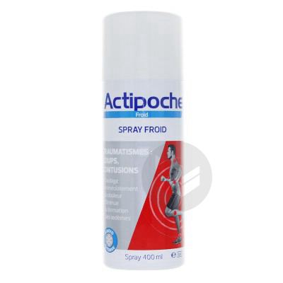 ACTIPOCHE Spray froid Fl/400ml