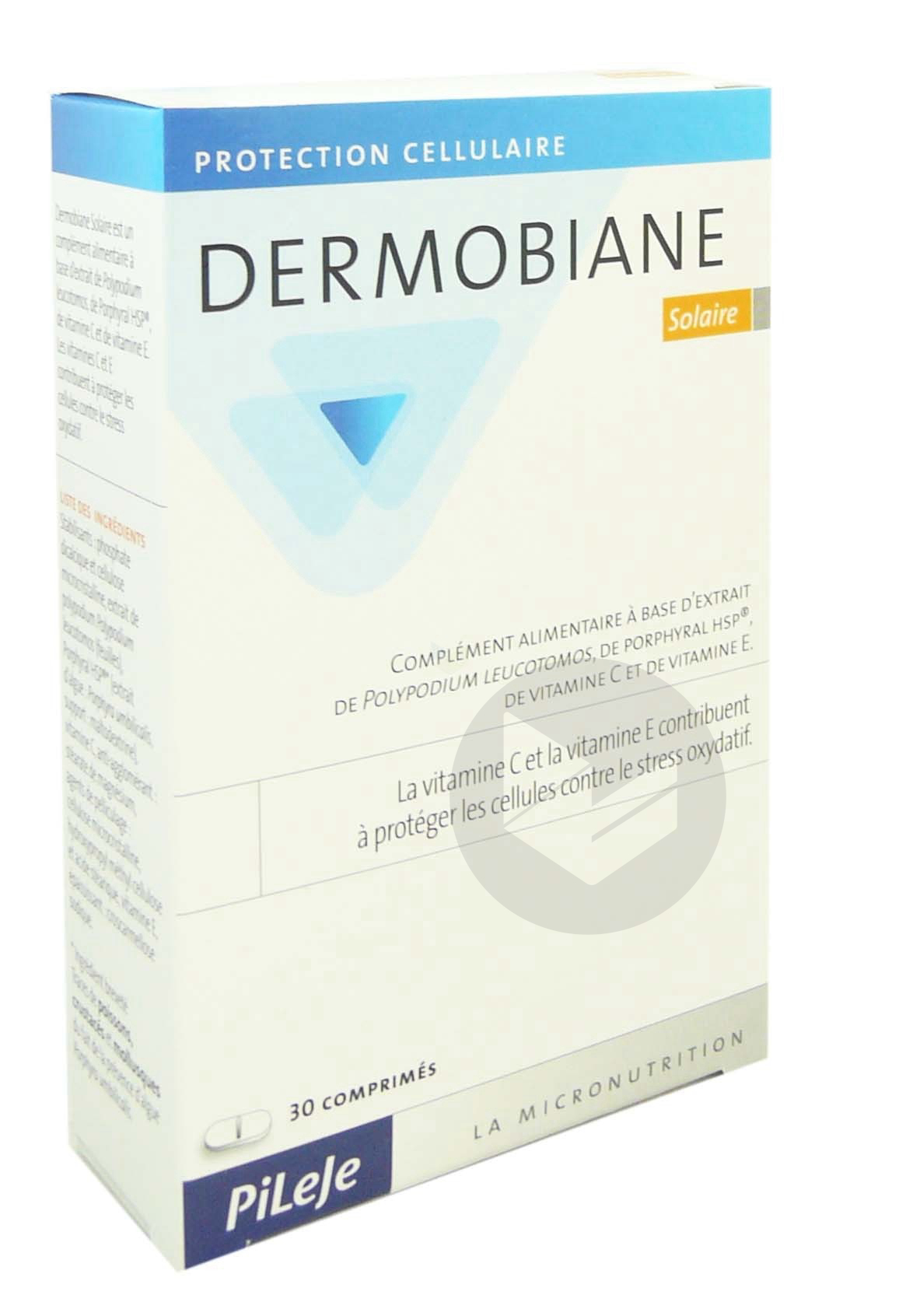 DERMOBIANE SOLAIRE Cpr B/30