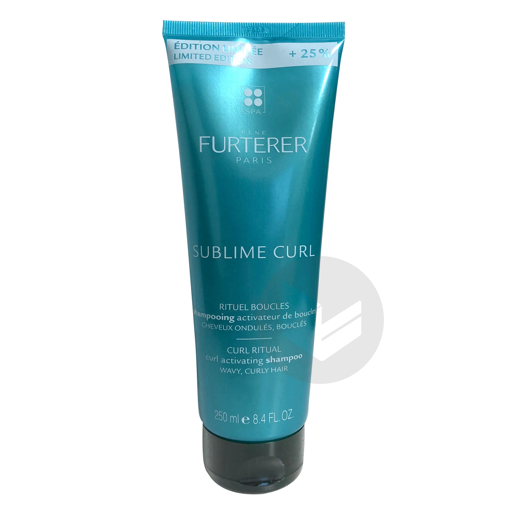 Rene Furterer Sublime Curl Shampooing Activateur De Boucles 250 Ml