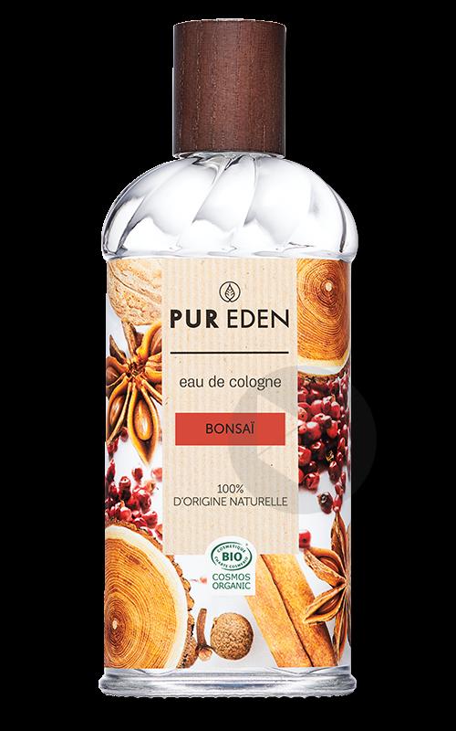 PUR EDEN Eau de Cologne Bonsaï 250 ml