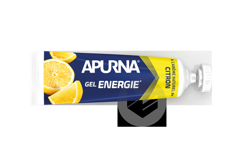Gel Energie Citron