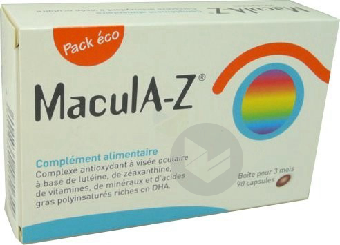 Macula Z Caps Visee Oculaire B 120