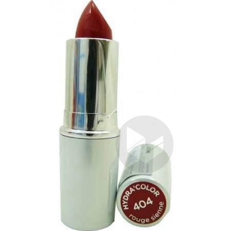 INNOXA HAUTE TOLERANCE R lèvres hydra color rouge sienne 404