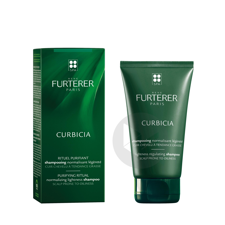 Rene Furterer Curbicia Shampooing Normalisant Legerete 150 Ml