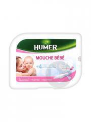 HUMER Mouche-bébé +4embouts
