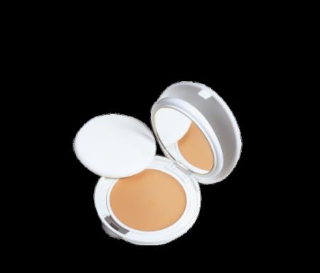 COUVRANCE Cr de teint compacte confort beige Boîtier/10g