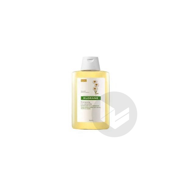 Capillaire Shampooing Camomille Fl 25 Ml