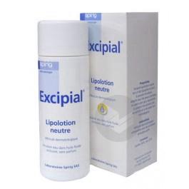EXCIPIAL LIPOLOTION NEUTRE Emuls fluide Fl/200ml