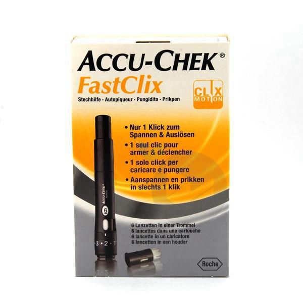 ACCU CHEK FASTCLIX Auto-piqueur