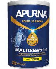 APURNA MALTODEXTRINE Pdr pour boisson citron B/500g