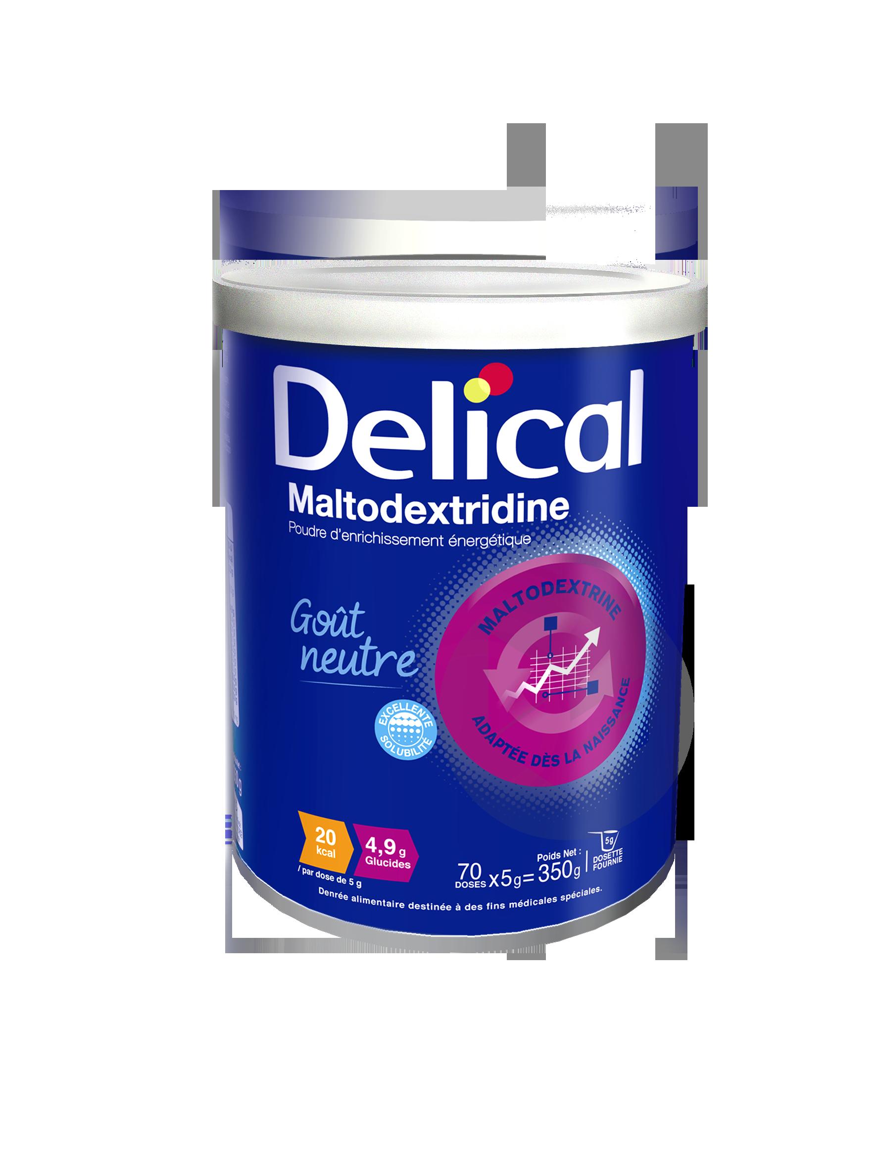 Delical Maltodextridine
