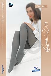 Varisma 2 Zen Collant Noir T 2 N