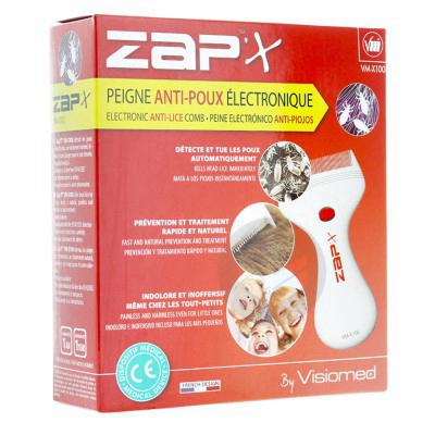 Zapx Peigne Anti Poux